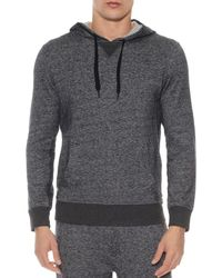 2xist - Terry Pullover Hoodie Lounge Sweatshirt - Lyst