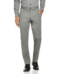 Theory Zaine Witten Slim Fit Trousers