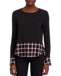 Generation Love - Thompson Layered-look Top - Lyst
