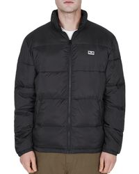 Obey - Bouncer Puffer Jacket - Lyst
