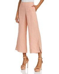 Faithfull The Brand - Carmen Wide-leg Pants - Lyst