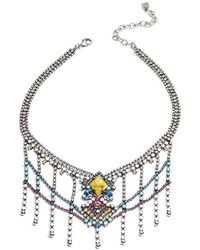 DANNIJO - Cubana Necklace - Lyst