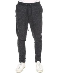 Journal - Arely Track Pant Navy - Lyst