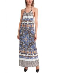 Clover Canyon - Agra Scarf Maxi Dress - Lyst