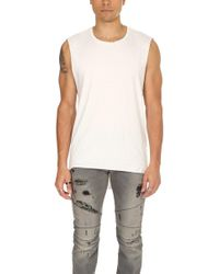 NSF - Tam Hi Low Muscle Tee - Lyst