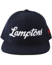 Blue&Cream   Lamptons Snapback   Lyst
