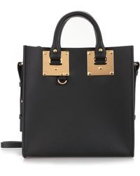 Sophie Hulme - Large Albion Square Tote - Lyst