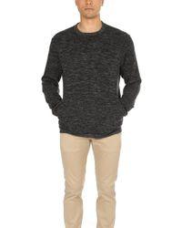 Stone Island - Crewneck Sweatshirt - Lyst