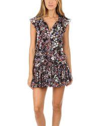 MISA - Fleur Dress - Lyst