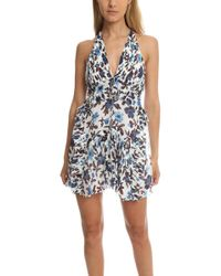Thakoon - Mini Halter Dress - Lyst