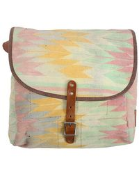 Will Leather Goods - Dhurrie Messenger Bag - Lyst