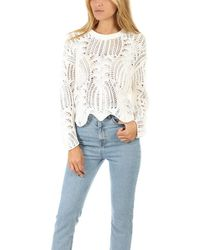 IRO Rhapsody Sweater White