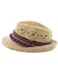 Poupette - Chaha Hat - Lyst