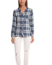 Rails - Hunter Long Sleeve Button Down - Lyst