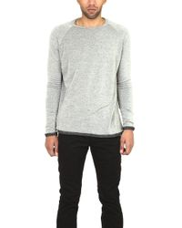 V :: Room - Gauze Shirt - Lyst