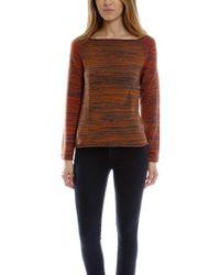 Thakoon - Boatneck Sweater - Lyst
