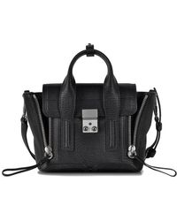 3.1 Phillip Lim - Pashli Mini Leather Satchel - Lyst