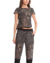 3.1 Phillip Lim - Crop Shirt - Lyst