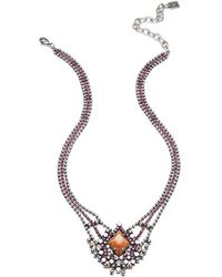 DANNIJO - Ivanna Necklace - Lyst