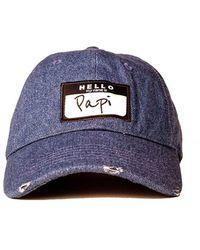 Head Crack NYC - Papi Dad Hat - Lyst
