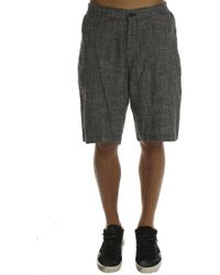 Shades of Grey by Micah Cohen - Flat Front Short - Lyst