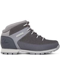 quality design 1950e 4deec Timberland - Euro Sprint Hiker Boots A1po9 Forged Iron - Lyst