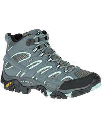 Merrell - Moab 2 Mid Gore-tex Women's Hiking Boots - Lyst