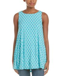 Peach Love CA - Printed Shift Dress - Lyst