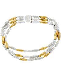 Gurhan - Wheat Silver Bracelet - Lyst