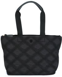 Tory Burch - Flame Quilted Tote - Lyst