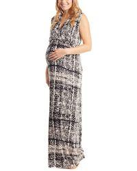 Everly Grey - Maternity Jill Dress - Lyst