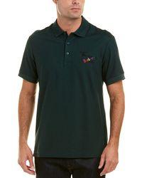 Burberry - Archive Logo Pique Polo Shirt - Lyst