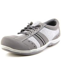 Easy Street - Emma W Round Toe Synthetic Walking Shoe - Lyst
