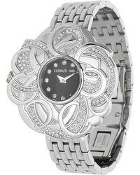 Cerruti 1881 - Watch Silver Crwm041b2210 - Lyst