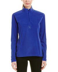 Spyder | Shimmer 1/4-zip Pullover | Lyst