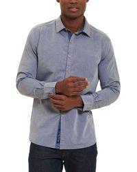 Robert Graham - Levy Tailored Fit Woven Shirt - Lyst
