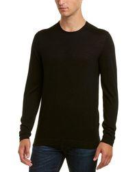 John Varvatos - Crewneck Cashmere Sweater - Lyst
