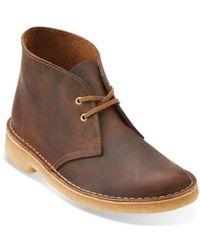 Clarks - Women's Desert Boot - Lyst