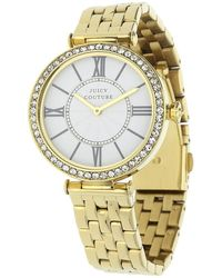Juicy Couture - Watch Gold 1901127 - Lyst