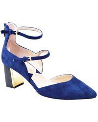 Adrienne Vittadini - Women's Noble Ankle Strap Pump - Lyst