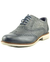 Cole Haan - Gramercy Wingtip Oxford Ii Wingtip Toe Leather Oxford - Lyst