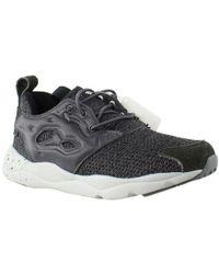Reebok - Mens Furylite Gray Running Shoes - Lyst