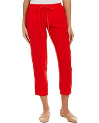 Michael Stars - Tapered Pant - Lyst