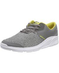 Supra - Noiz Women's Shoes (trainers) In Grey - Lyst