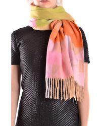 Ballantyne - Women's Multicolor Cashmere Scarf - Lyst
