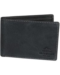 Buxton - Men's Expedition Ii Rfid Front Pocket Id Slimfold Wallet - Lyst