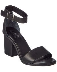 Seychelles - Movement Leather Sandal - Lyst