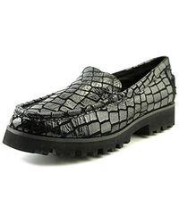 Donald J Pliner - Donald J Pliner Rio Patent Leather Loafer - Lyst