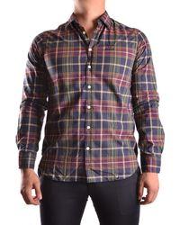 Franklin & Marshall - Men's Multicolor Cotton Shirt - Lyst
