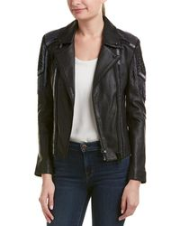 Doma Leather - Lady Beaded Leather Jacket - Lyst